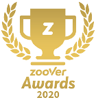 Golden Zoover Award 2020 (9,1)